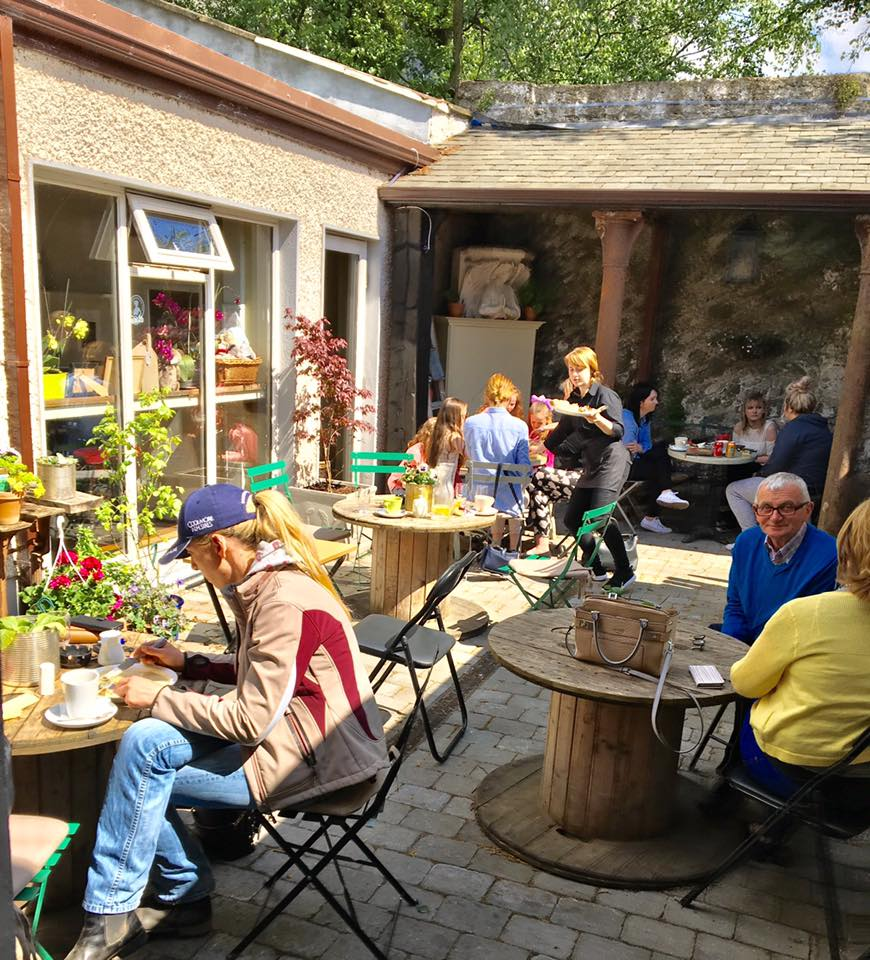 Steeples Cafe, Bookstore, Shop Organic, Natural, Local Products Tipperary